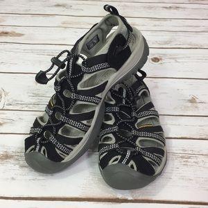 {Keen} Whisper Waterfront Sandals Sz 6.5 NWOB